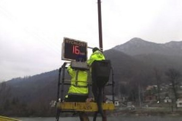 Tri nové radary nainštaluje samospráva ešte do konca roka.