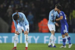 Manchester City opäť prehral.