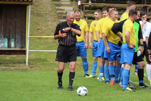 Ján Loffay rozhodol futbal viac ako 30 rokov.