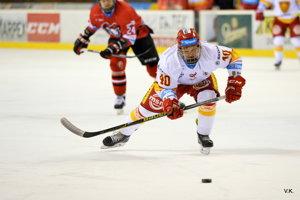 Michal Luhový je so 165 centimetrami najnižším hráčom Tipsport ligy.