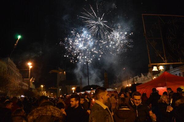 Oslavy v Prešove.