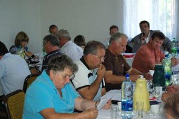 Podľa ich primátora Štefana Daška je najdôležitejšia otvorená, neintrigánska komunikácia s poslancami.ILUSTRAČNÉ FOTO