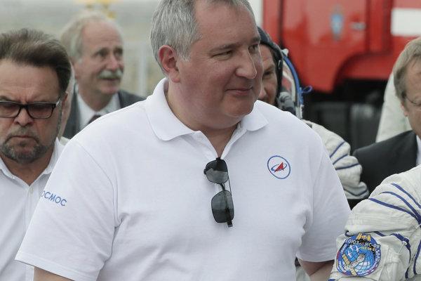 Pozvánka bola snahou o udržiavanie kontaktov s generálnym riaditeľom Roskosmosu Dmitrijom Rogozinom.