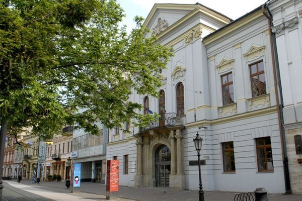Komentovaná prehliadka pre seniorov sa začne vo Vychodoslovenskej galérii o 14.00 hod.