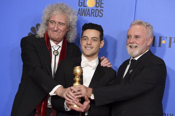 Zlatý glóbus za najlepšiu drámu získal film Bohemian Rhapsody.