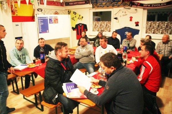Vyžrebovanie turnaja sa uskutočnilo v piatok v Pate za účasti zástupcov všetkých klubov.