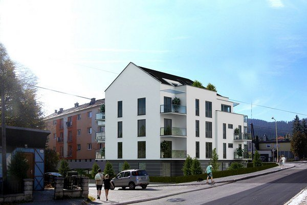 Nová mestská bytovka by mala mať dvadsať bytov s priemernou rozlohou takmer 57 metrov štvorcových.