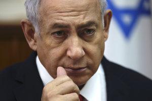 Netanjahu potvrdil nálet izraelského letectva na iránsky vojenský sklad v Sýrii.