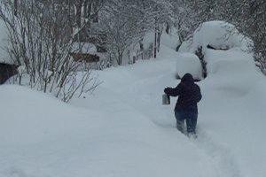 V Hornej Marikovej sú zvyknutí na veľa snehu. Ide o podhorskú obec. Zle však je, ak napadne ťažký, vlhký sneh. V okolitých horách je veľa smerov, ktoré sa zvyknú vyvracať.