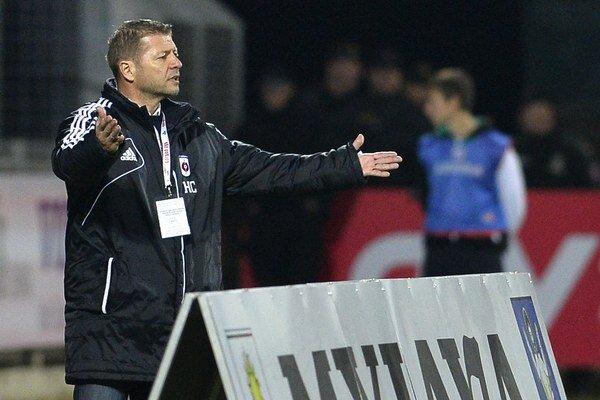 """""""Trénersky život prináša aj takéto situácie, no nečakal som to,"""" tvrdil Vukušič."""