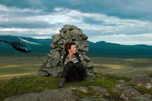 Bojovníčka. Islandský film Woman at War.