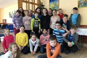 Účastníci projektu Anjelský darček, užili si dni plné zážitkov.