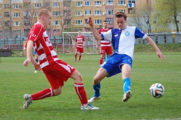 Tatranci chceli pokračovať vo víťaznom ťažení. Proti nim však nastúpil ambiciózny súper.