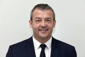 Predseda TSK Jaroslav Baška.