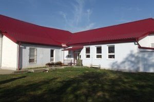 Deti museli zo školy presťahovať do kultúrneho domu.