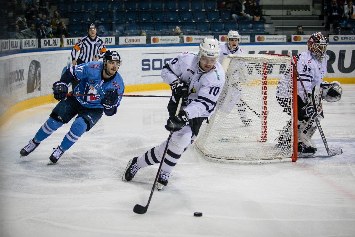 18ebd508ae Zápas Slovan - Čeľabinsk v KHL sledovalo najmenej ľudí - Šport SME