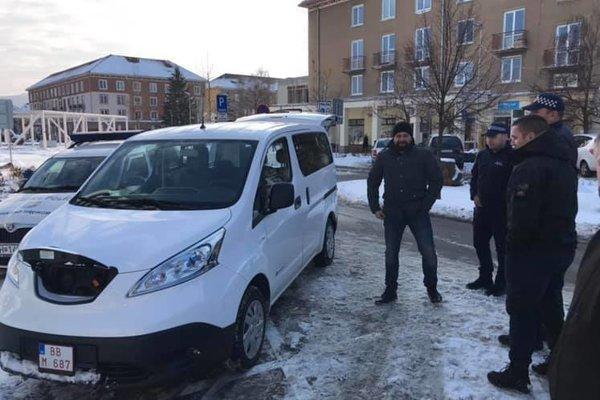 Nový mestský elektromobil už do Žiaru dorazil.