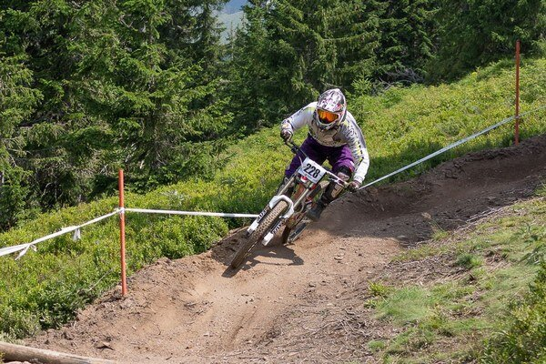 V bike parku Rocky Mountain Bike World v Jasnej sa počas uplynulého víkendu uskutočnilo štvrté kolo Slovenského pohára v príťažlivom teréne Nízkych Tatier.