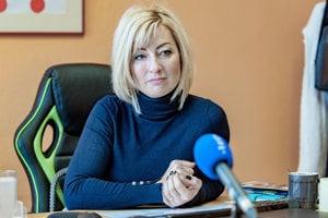 Starostka Malachova Lucia Ferenc Gajdúšková je aj zanietenou ochotníčkou.