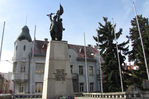 Pamätník Osloboditeľov v Trnave