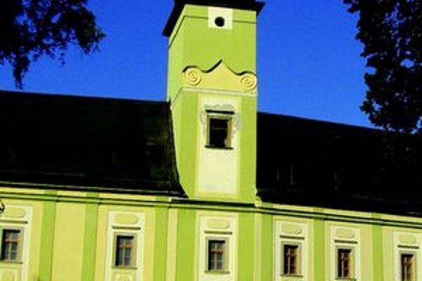 Kaštieľ chce mesto rekonštruovať z eurofondov.