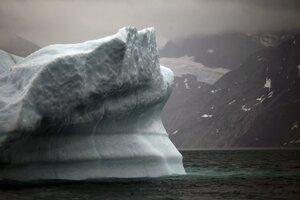 Grónske ľadovce môžu prispieť k zvyšovaniu morskej hladiny.