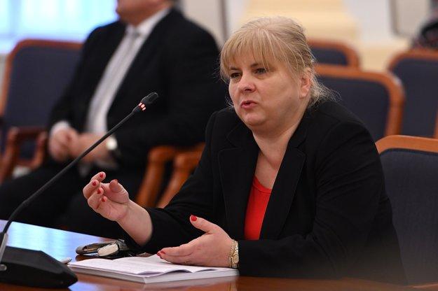 Martina Jánošíková.