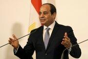 Prezident Egypta Abdalo Fattáh Sísí.
