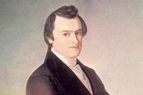 Prozaik a básnik Michal Miloslav Hodža patril k vedúcim osobnostiam generácie štúrovcov.