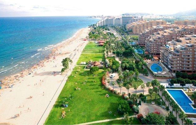 HotelMarina d´Or 1 Apartamentos 3*
