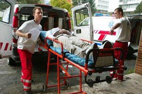 Nemocnica v Liptovskom Mikuláši až do nedele neošetrí úrazy.