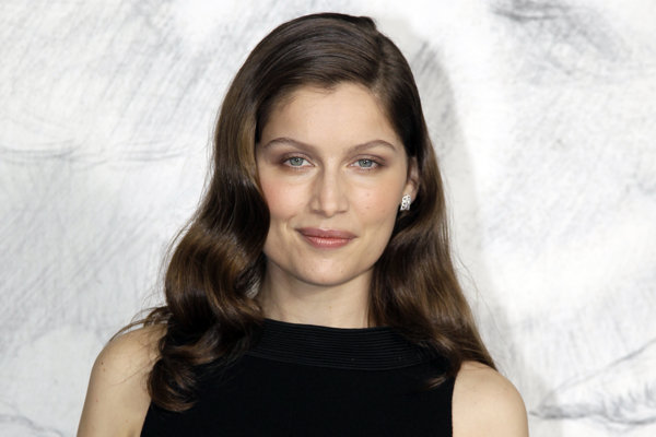 Francúzska modelka a herečka Laetitia Casta.
