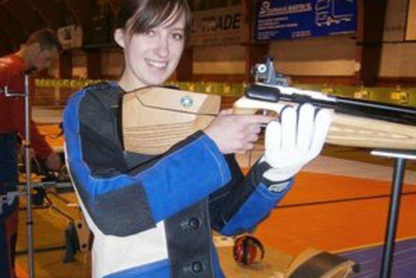 V zmiešanej kategórii v disciplíne VzPu 40 v stoji sa Lucia Chovancová umiestnila v prvom kole na 1. mieste.