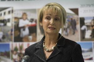Bohumila Tauchmannová, podnikateľka, občianska kandidátka