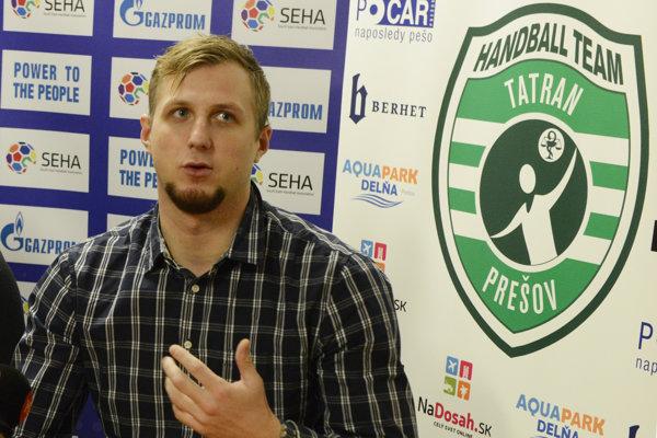 Igor Čupryna si zamiloval Prešov i slovenské hory.