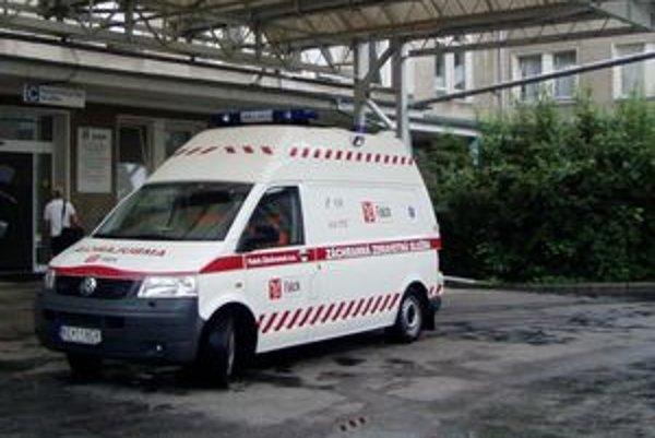 Ambulancie RLP bude v Považskej Bystrici, Púchove a Dubnici nad Váhom prevádzkovať košická spoločnosť Falck.