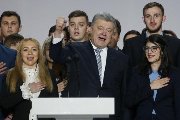 Súčasný ukrajinský prezident Petro Porošenko.