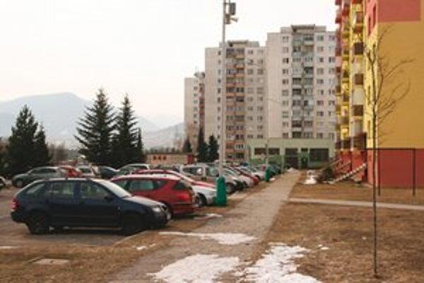 Jednou z možností riešenia problémov s parkovaním, je prenajímanie parkovacích plôch.