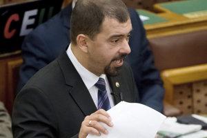 Podpredseda Jobbiku István Szávay.