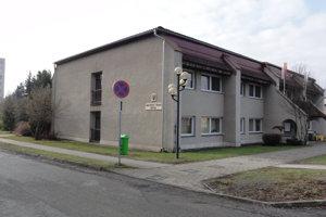 Budova mestského úradu v Detve.
