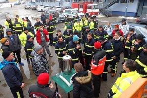 Na pátraní sa zúčastnili desiatky dobrovoľníkov.