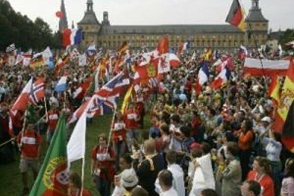 Svetové dni mládeže boli v roku 2005 v nemeckom Kolíne nad Rýnom.