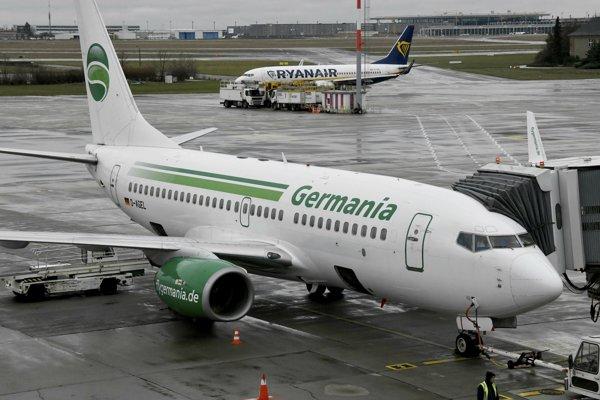 Spoločnosť Germani priznala, že nie je schopná vyplatiť svojim zamestnancom mzdy.