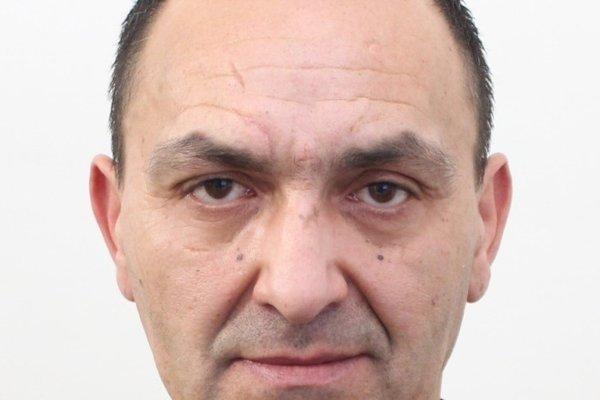Hľadaný Ján Suchý.
