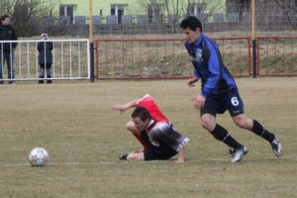 Palúdzka v dnešnom derby zápase doma zdolala Liskovú 2:1.