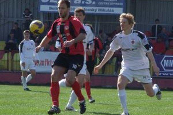 V prvej lige Liptovský Mikuláš v sobotu prehral s rezervou Ružomberka 1:2.