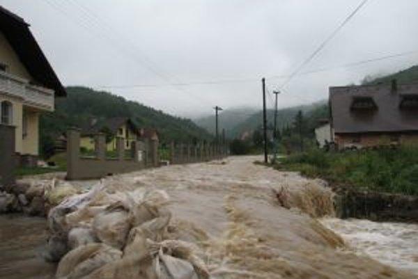 Škody po povodniach sú veľké nielen na majetku, ale aj v prírode. Sú dôsledkom, podľa Pada, ľahostajnosti.