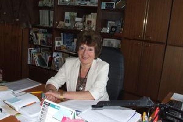 Vraj okruhliaky, tak nazvala svoje okrúhle životné jubileum riaditeľka Liptovského múzea v Ružomberku Iveta Zuskinová.