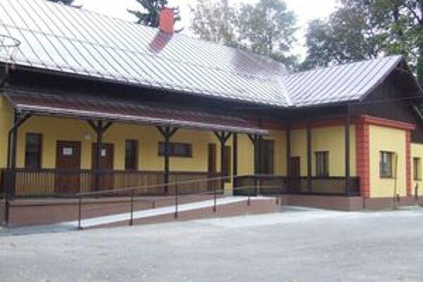 Škola je po rekonštrukcii ako nová.
