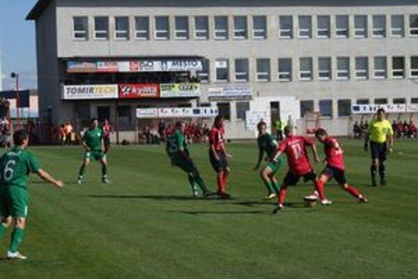 V stredu sa futbalisti Tatranu stretnú s päťnásobným šampiónom.